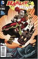 Harley Quinn 8 (Vol. 2) Cover B