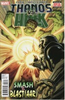 Thanos VS Hulk 3