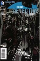 Detective Comics 35 Cover A (Vol. 2)