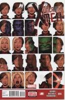 Uncanny X-Men 14 (Vol. 3)