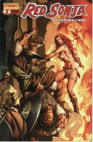 Red Sonja 2 (Vol. 1) Cover D