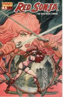 Red Sonja 3 Cover B