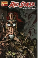 Red Sonja 3 (Vol. 1) Cover D
