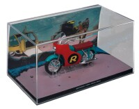 DC Batman Automobilia Collection Magazin + Modell 62:...