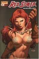 Red Sonja 7 (Vol. 1) Cover C
