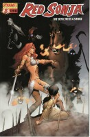 Red Sonja 8 (Vol. 1) Cover D