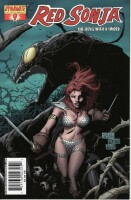 Red Sonja 9 Cover D