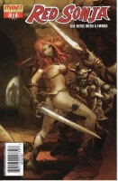 Red Sonja 11 (Vol. 1) Cover A