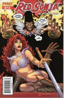 Red Sonja 12 (Vol. 1) Cover C