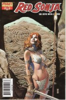 Red Sonja 14 (Vol. 1) Cover B