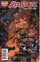 Red Sonja 15 (Vol. 1) Cover D