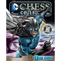 DC Comics Chess Collection Magazin + Statue 86: Owlman...