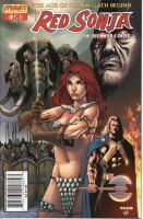 Red Sonja 18 (Vol. 1) Cover D