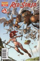 Red Sonja 19 Cover C
