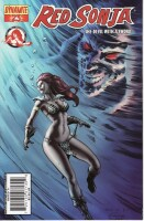 Red Sonja 23 (Vol. 1) Cover C