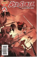 Red Sonja 25 (Vol. 1) Cover A