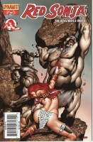 Red Sonja 25 Cover D