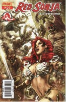 Red Sonja 29 (Vol. 1) Cover B
