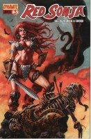 Red Sonja Annual 3