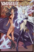 Vampirella Lady Death 1