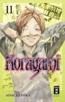 Noragami 11 (Adachitoka)