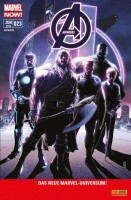 Avengers 23 (Marvel Now!)