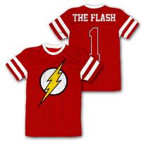 Flash Mesh Trikot - Flash Logo (rot)