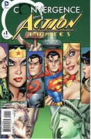 Convergence Action Comics 1