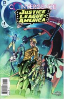 Convergence Justice League of America 1