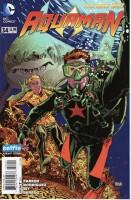 Aquaman 34 (Vol. 7) Variant DC Universe Selfie Cover