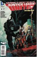 Justice League United 3 Variant Mario Alberti Batman 75th...