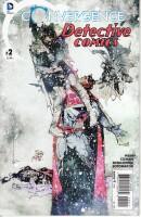 Convergence Detective Comics 2