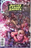 Convergence Justice League of America 2