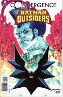 Convergence Batman and the Outsiders 2