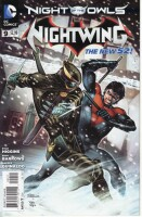 Nightwing 9 (Vol. 2)