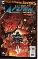 Action Comics (Vol. 2) 34 Cover A
