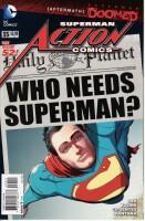 Action Comics (Vol. 2) 35 Cover A