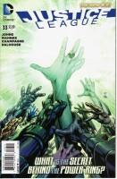 Justice League 33 (Vol. 2) Cover A