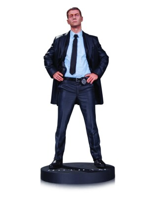 Gotham TV Serie Resin-Statue James Gordon