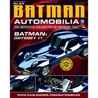 DC Batman Automobilia Collection Magazin + Modell 63:...