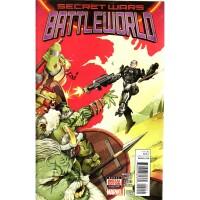 Secret Wars Battleworld 2