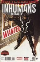 Inhumans Attilan Rising 4