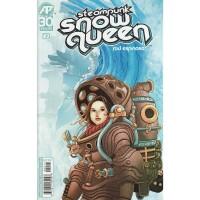 Steampunk Snow Queen 2