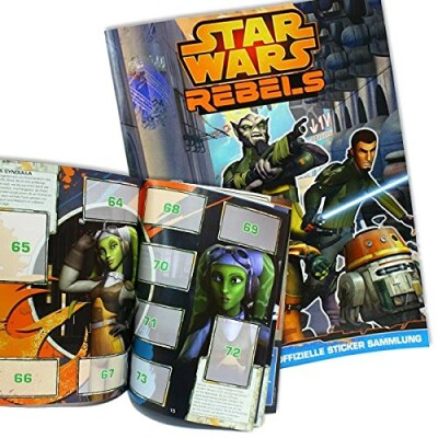 Star Wars Rebels Stickeralbum