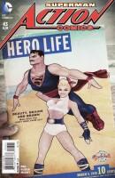 Action Comics (Vol. 2) 43 Bombshell Variant