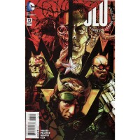 Justice League United 13