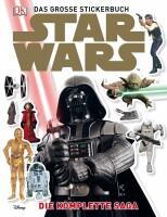 Star Wars™ Das große Stickerbuch Die...