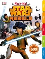 Das Mach-Malbuch. Star Wars Rebels™