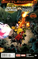Age of Ultron vs. Marvel Zombies 4