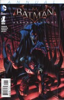 Batman Arkham Knight Annual 1